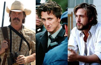 """Brolin, Gosling e Penn são """"The Gangster Squad"""""""