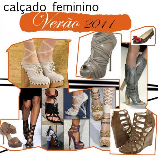 Calçado Feminino - Verão 2011