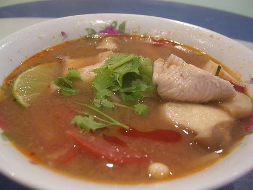 Caldo de peixes - Gastronomia Açoriana