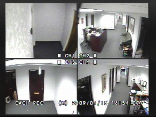 Câmaras de Vigilância - Prevenção e segurança ou invasão de privacidade?