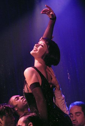 """Catherine Zeta-Jones, a má da fita em """"Rock of Ages"""""""