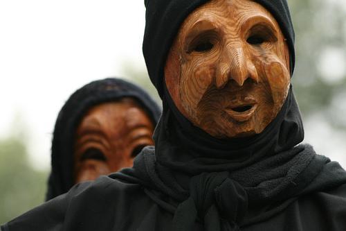 Cativar com roupas atraentes no Carnaval