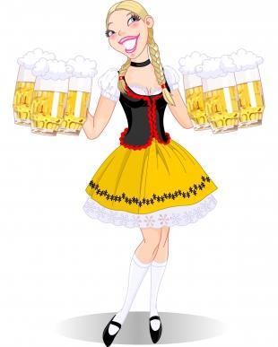 Cerveja fortalece os ossos da mulher
