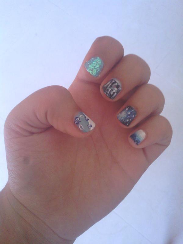 Cinco tipos de manicure de arrasar