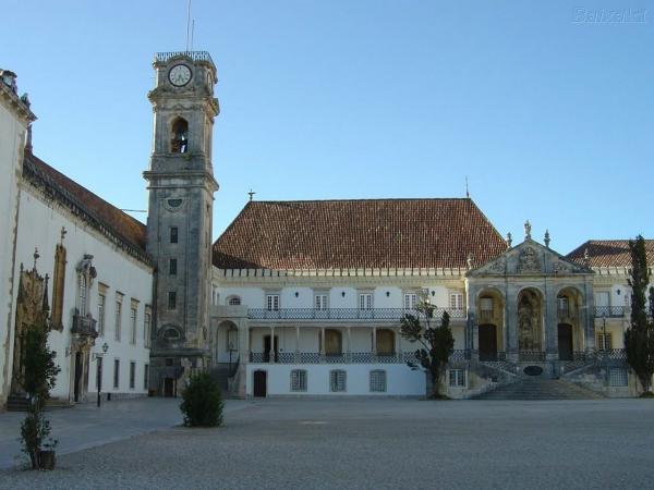 Coimbra, a terra dos estudantes