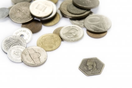 Faça coleção de moedas antigas brasileiras