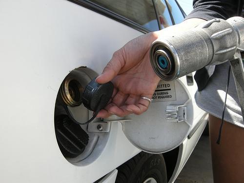 Coloquei gasóleo em vez de gasolina. E agora?