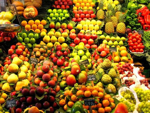 Coma fruta!