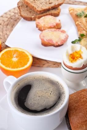 Comece bem o dia, tomando o pequeno-almoço!