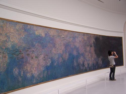 Como distinguir as diferentes pinturas