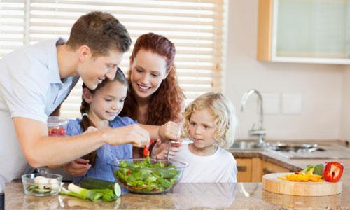 Como lidar com a mudança de hábitos alimentares