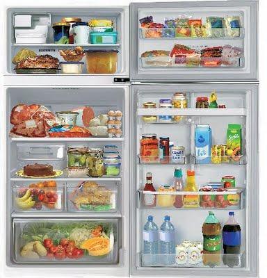 Como manter sua geladeira organizada e limpa