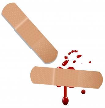 Como parar hemorragias