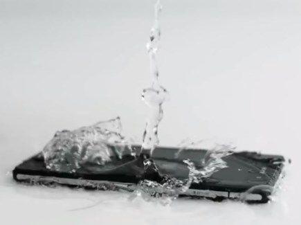 como salvar o telemóvel molhado