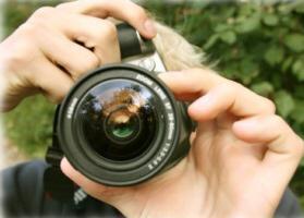 Como tirar boas fotografias