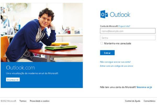 Conheça o novo Outlook