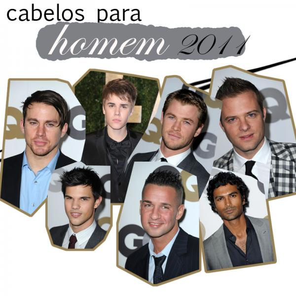 Cortes para Homem - Verão 2011