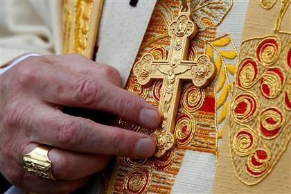 Crise na igreja: contestação