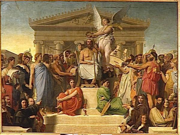 Criseida e Briseida, o seu papel na Ilíada