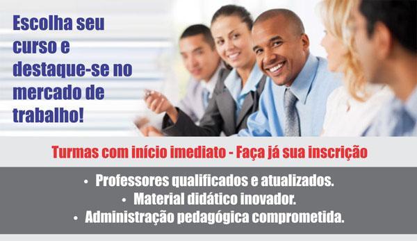 Cursos Profissionalizantes e o Mercado de Trabalho Brasileiro