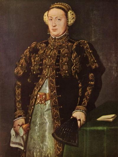 D. Catarina de Habsburgo, filha, mãe e viúva