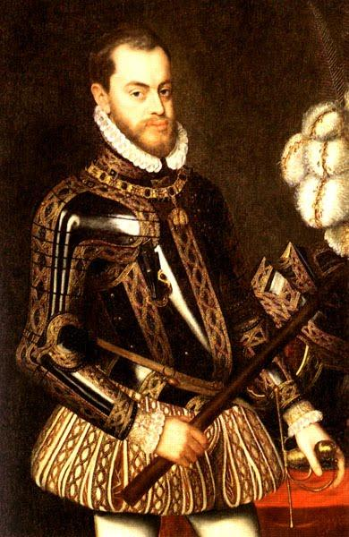 D. Filipe II de Espanha, I de Portugal