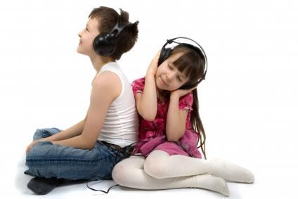 Dar música às crianças