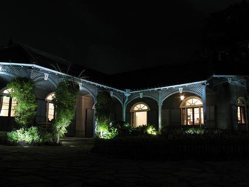 De asas à iluminação do seu jardim