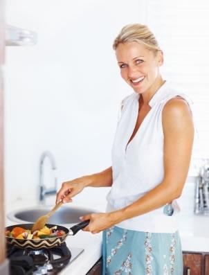 Descubra a magia da cozinha