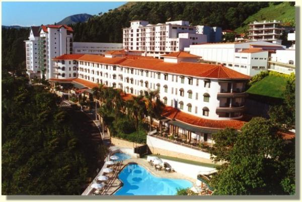 Desfrute Lazer No Monte Real Resort - Águas de Lindóia