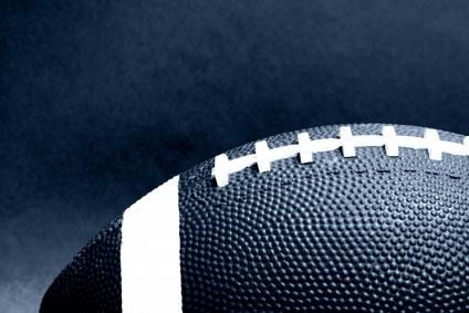 Desporto com formato oval