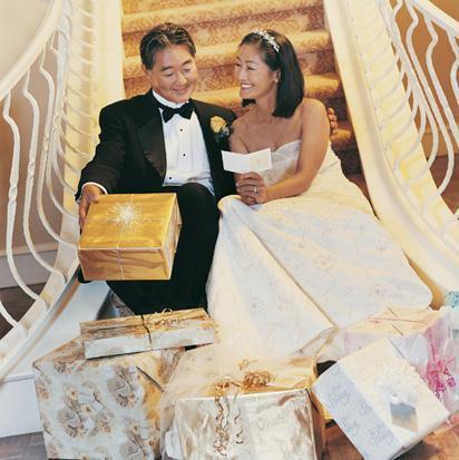 Dicas de como montar uma lista de presentes de casamento