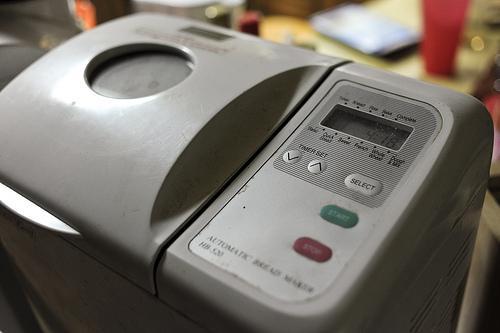 Dicas para usar uma máquina de fazer pão