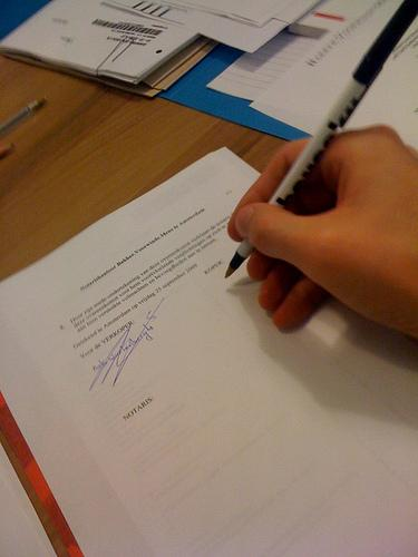 Documentos necessários à Escritura