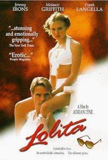 Dois filmes, uma história - Lolita
