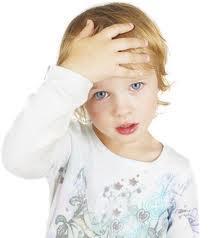 Dores de cabeça nas crianças são uma preocupação!