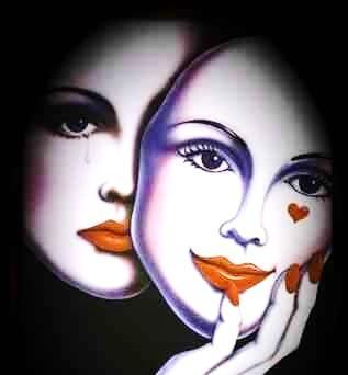 Duas Faces Da Vida: Realidade E Fantasia