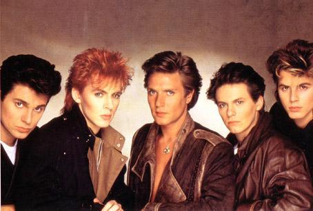 Duran Duran sucesso nos anos 80