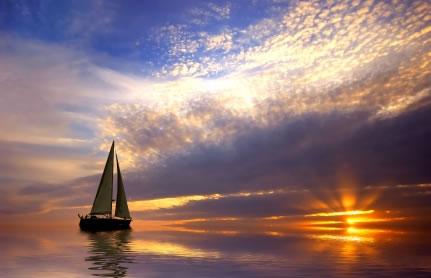 Desfrute uma viagem de barco