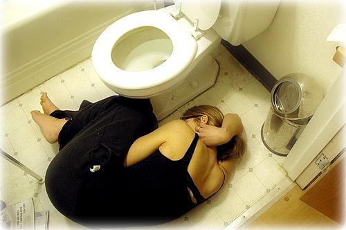 Estou com diarréia, e agora ?