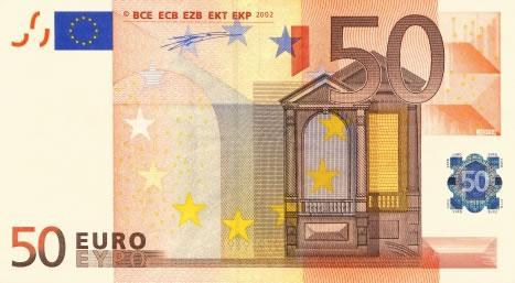 Euro a segunda maior moeda do mundo
