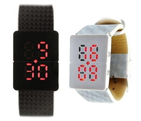 Evolução de relógios de pulso
