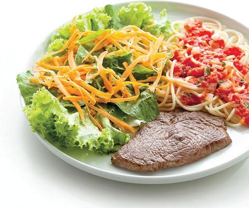 Faça uma Alimentação Saudável e Económica