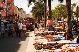 Feira do Rio Antigo (antiguidades e artesanato)