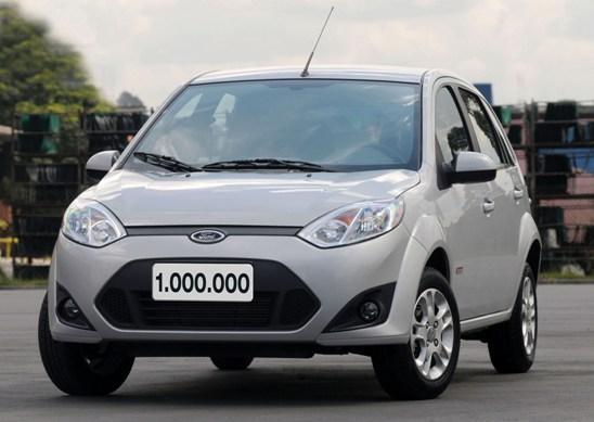 Ford Fiesta ótimo custo benefício