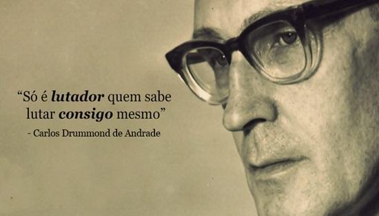 Frases: Carlos Drummond De Andrade