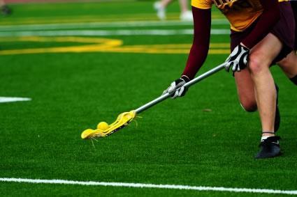 Lacrosse - aprenda a controlar a bola