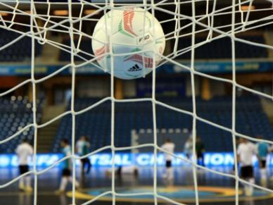 Futsal : modelos de jogo