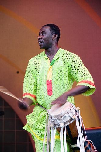 Griots – os intérpretes musicais da História africana