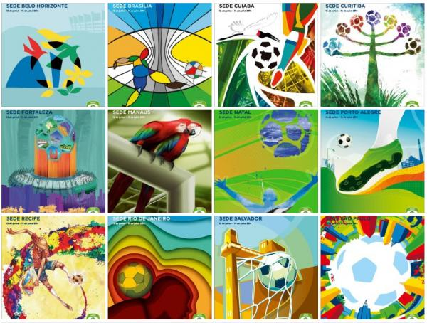 Guia das Cidades-sede do Mundial 2014: Fique por dentro!